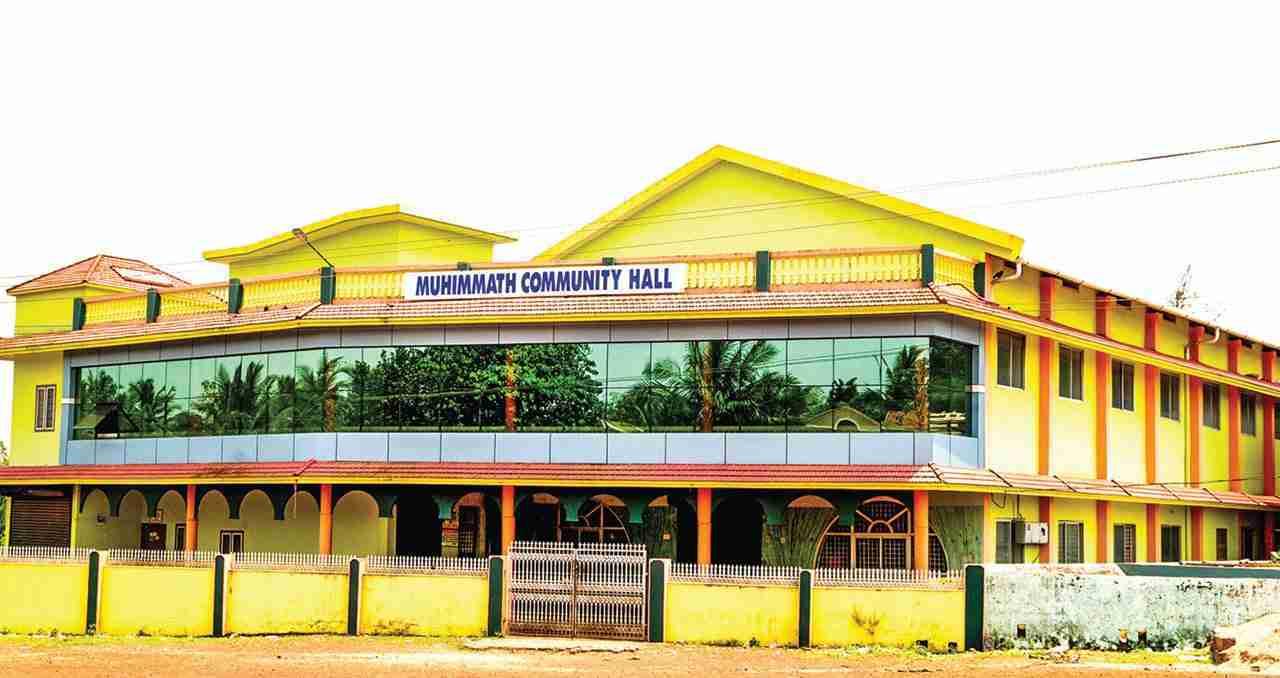 CAMMUNITY hall